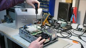 Sửa máy chiếu Panasonic giá rẻ