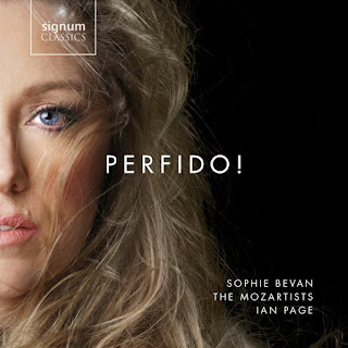 Perfido! - Sophie Bevan, The Mozartists, Ian Page - Signum Classics