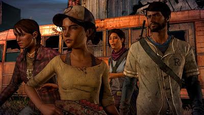 تحميل لعبة The Walking Dead: A New Frontier Full