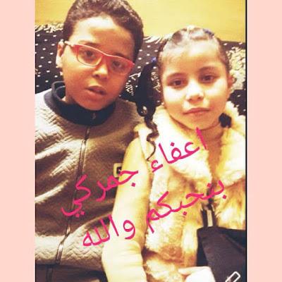 الوافدين المصريون بالسعوديه يستجيبوا لاستغاثة طفله والدها محتجز نتيجه قتل خطأ