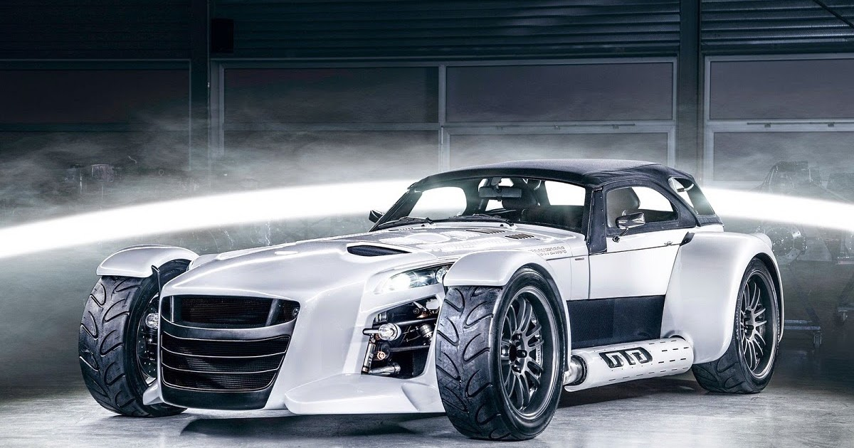 Donkervoort D8 Gto Bilster Berg Edition Revealed Car Reviews New