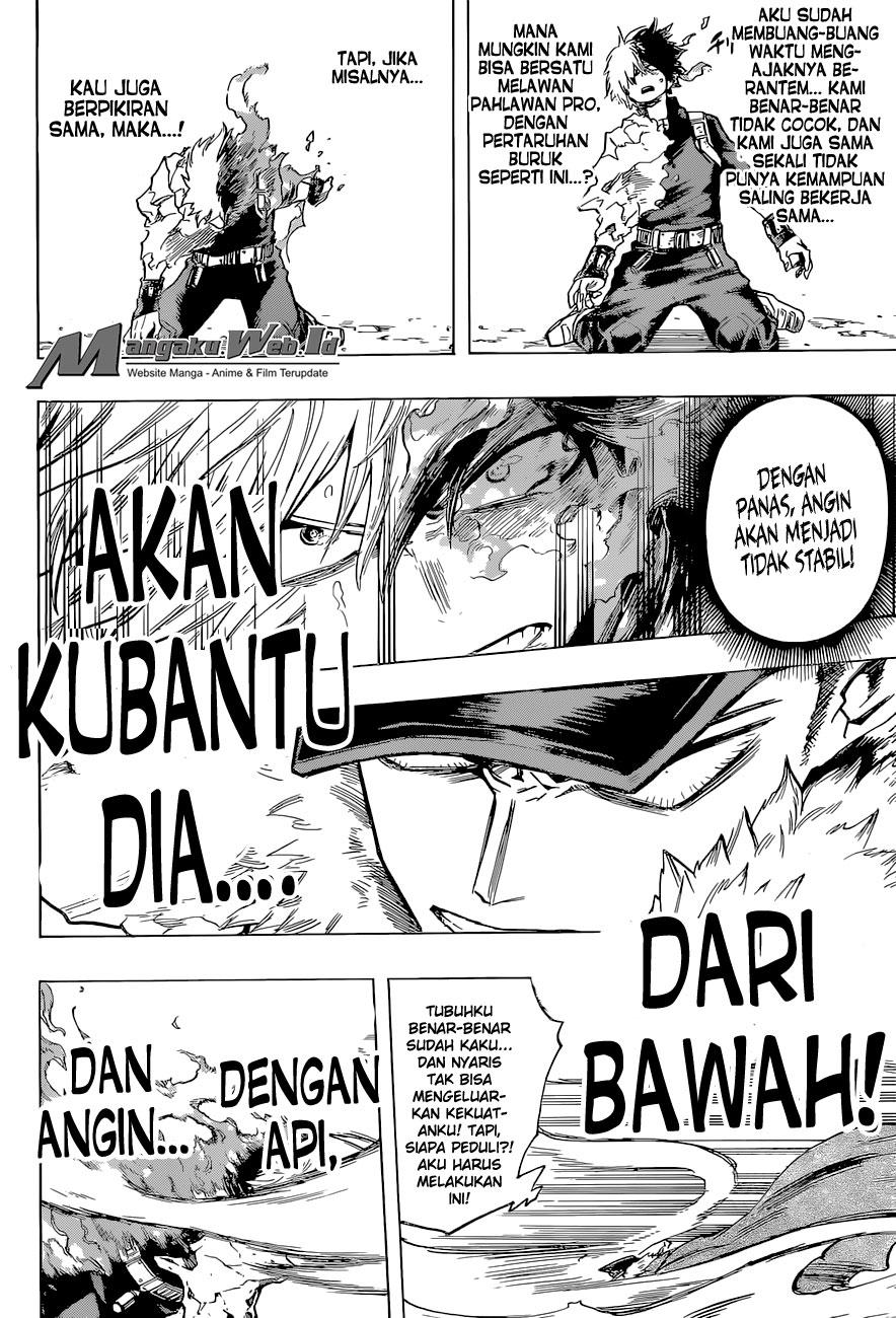 Boku no Hero Academia Chapter 112-15
