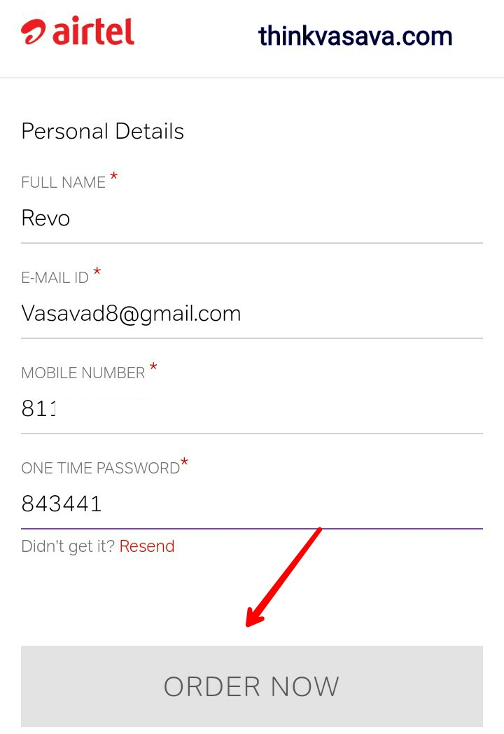 Airtel Postpaid Connection Online Apply Kaise Kare