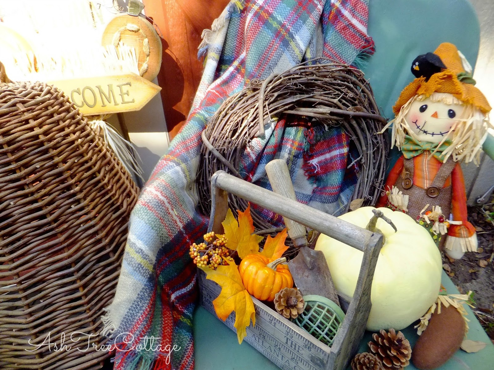 Ash tree cottage get ready for fall home tours for Getting ready for fall