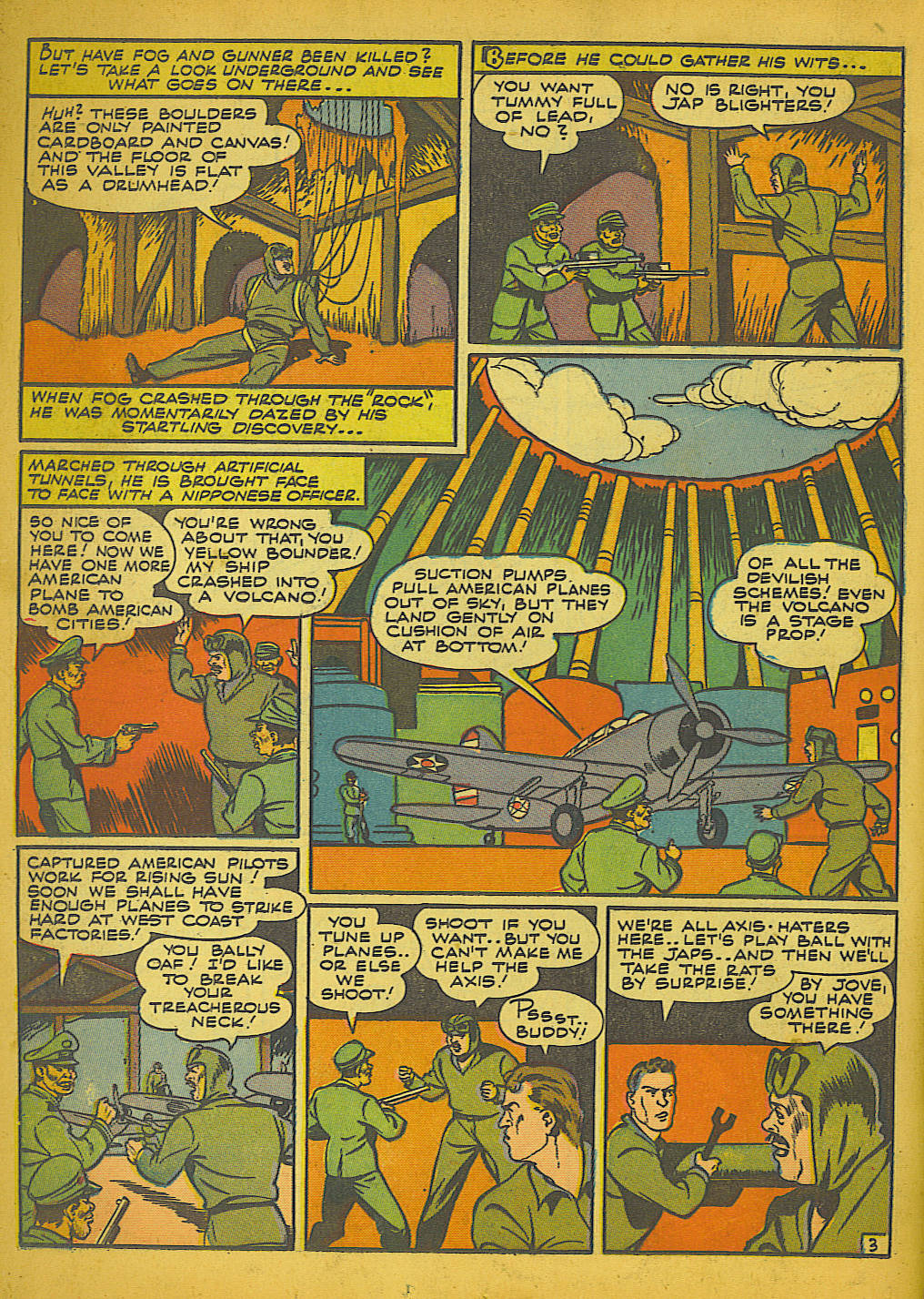 Read online Action Comics (1938) comic -  Issue #51 - 35
