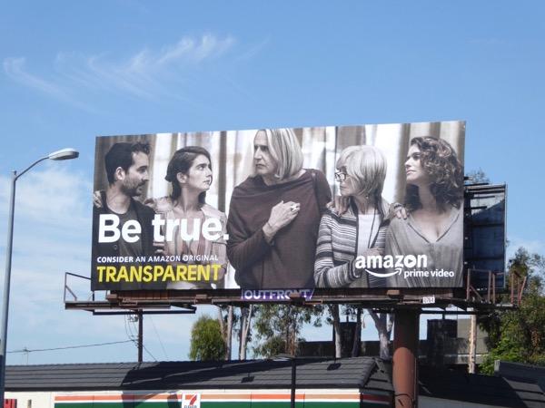 Transparent season 3 Emmy FYC billboard