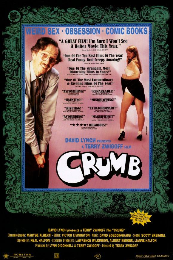 Terry Zwigoff's 'Crumb' (1994)