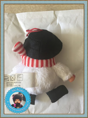 unboxing nouveauté monchhichi déco décoration noel Christmas bonhomme de neige