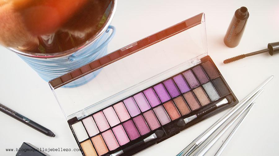 Magic Studio Naked Way de IDC Colors | Maquillaje de ojos barato