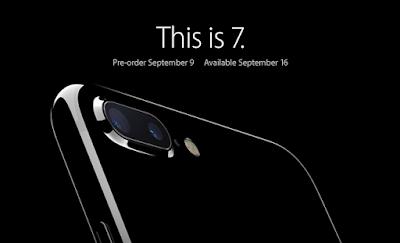 Llego el nuevo i Phone 7 y 7 Plus conoce sus novedades