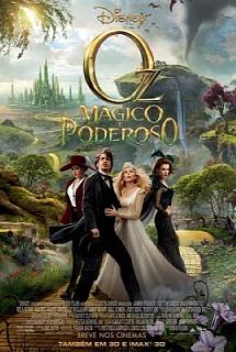Baixar Filme Oz: Mágico e Poderoso Dublado