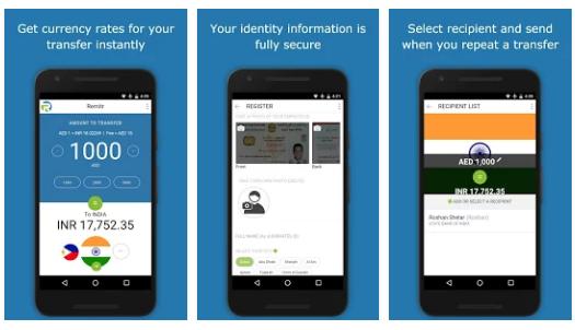 Remitr Money Transfer Apps - Youth Apps - Best Website for Mobile