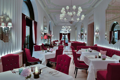 Restaurant in Porto Montenegro