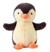 stuffed animal penguin