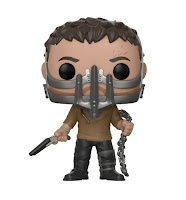 Pop! Movies: Mad Max - Fury Road - Max with Cage Mask