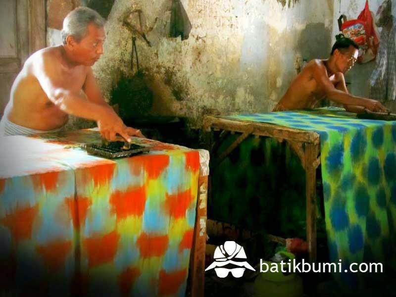 produsen batik cap solo