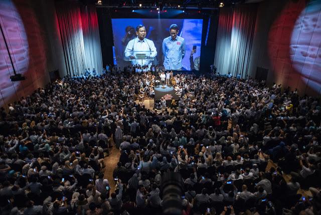 Prabowo jadi Bingung: Hari Ini Dituduh Islam Radikal, Besoknya Dituduh Zionis