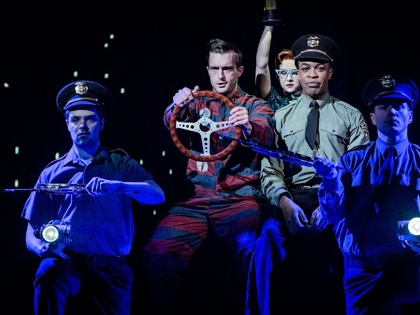 The Comedy About a Bank Robbery, Criterion Theatre | Review