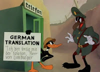 Daffy Duck - The Commando