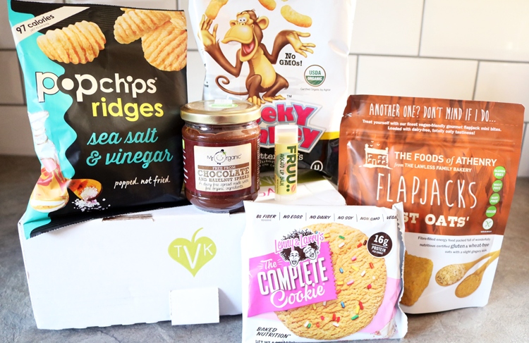 The Vegan Kind Lifestyle Box - November 2016 review #TVK37