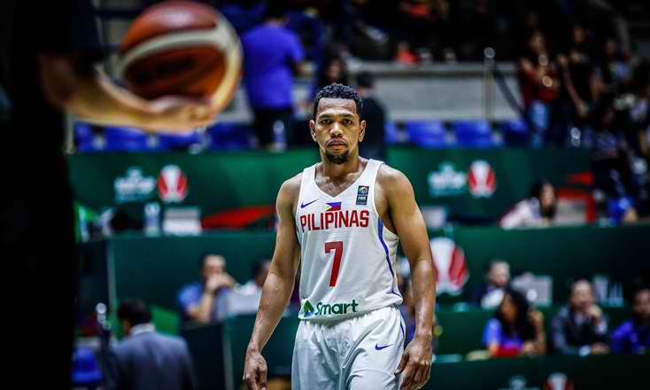 List of Leading scorers Gilas Pilipinas vs Japan 2019 FIBA World Cup Qualifiers Asia