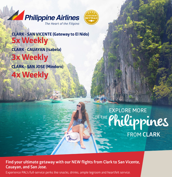 Philippine Airlines seat sale - PAL promo fares - Bacolod blogger - travel blogger - Clark hub