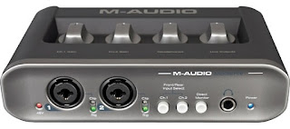 M Audio MobilePre drivers