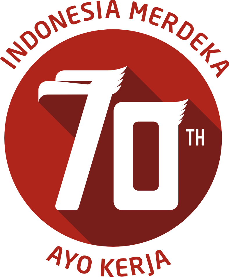 Cah Angoncs: Template HUT RI Ke-70 Th Gerakan Nasional