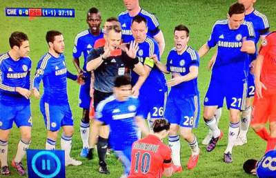 Clattenburg given no respect by the FA and Premier League