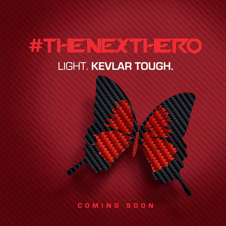 KEVLAR. THE NEXT HERO