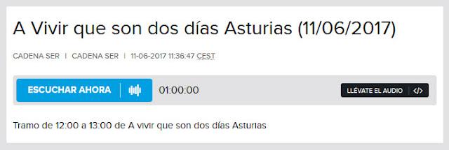 A vivir que son dos días - Asturias