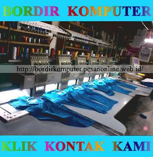 Tempat Bordir Kaos Dan Polo Shirt Murah Di Surabaya