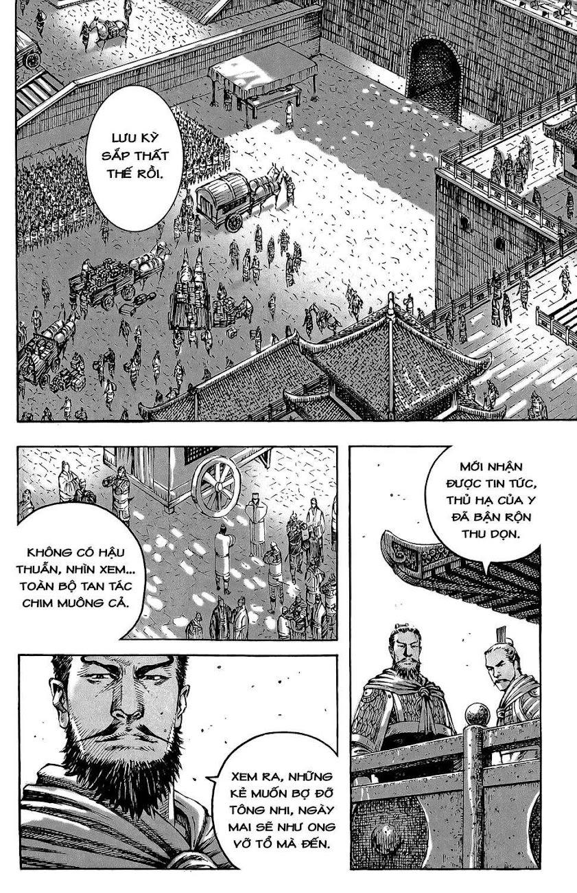 Hỏa phụng liêu nguyên Chương 378: Lão hồ thâm mưu [Remake] trang 14