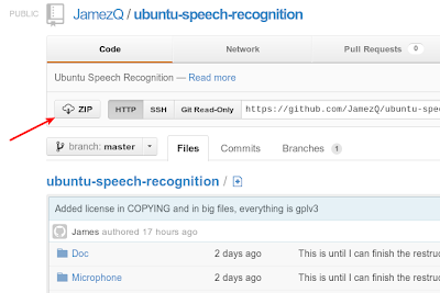 Ubuntu Speech Recognition App released