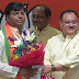 Lok Sabha 2019: Many politicians bent down to BJP