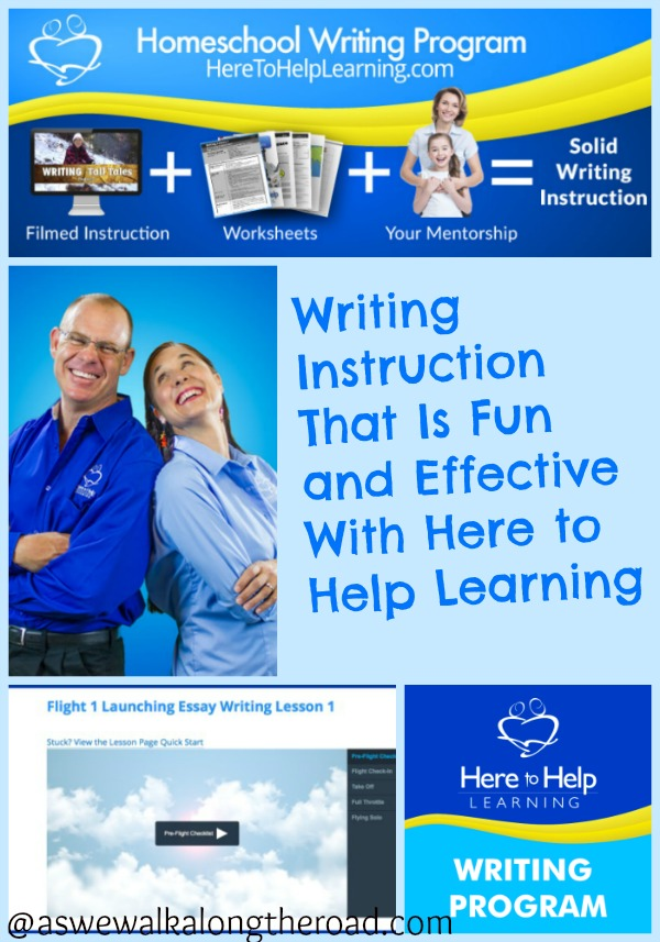Homeschool writing curriculum