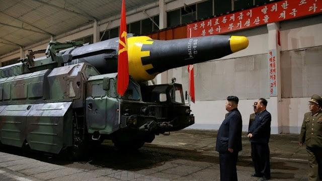 Corea del Norte advierte al mundo hasta dónde pueden llegar sus misiles