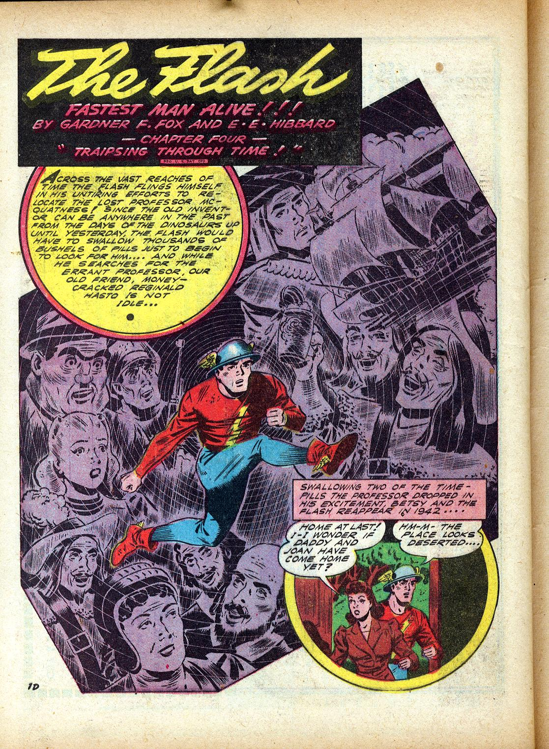 Read online All-Flash comic -  Issue #4 - 53