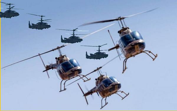مروحيات للأمن الوطني بالمغرب Hélicoptères