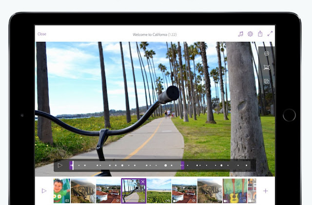 Are you a graphic designer and love doing your job on smartphone? Here are 6 Fantastic (and Free) Video Editing Apps for your iOS device