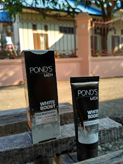 Pond's Man White Boost Face Moisturiser