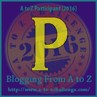 P is for: Picnic - A Wandering Vine #AtoZChallenge