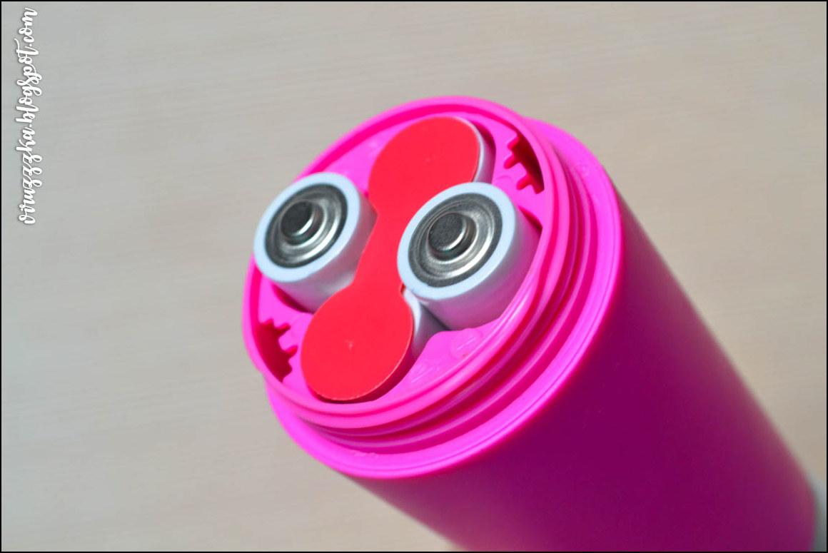 Электрическая роликовая пилка Scholl Velvet Smooth Diamond Crystals Pink Отзыв