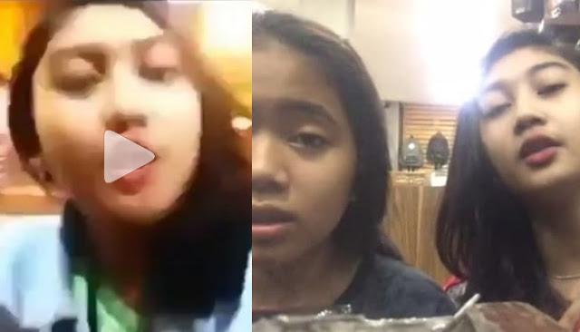 Setelah Video Goyangnya Bikin Heboh, 3 Remaja Putri Ini Meminta Maaf