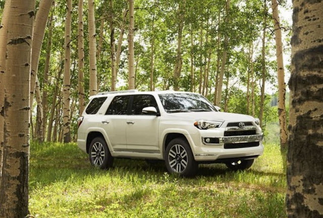 2018 Toyota 4Runner Release date Price Design Specs Engine