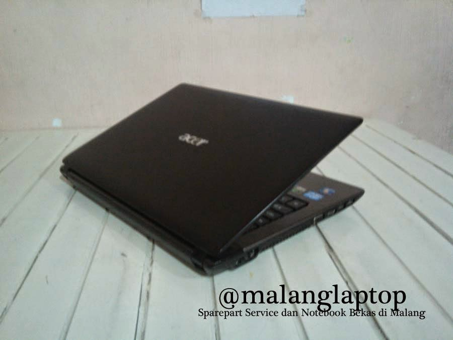 Laptop Game Acer 4750G Secondhand