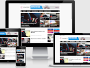 Download Latest Inside News Magazine Blogger Template