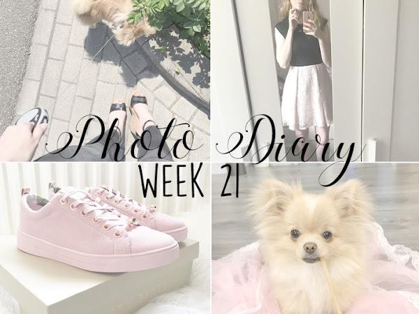 Photo Diary Week 21