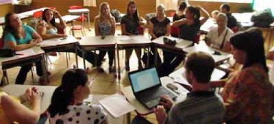 Roncador: Professores e educadores infantis discutem o BNCC