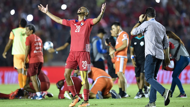 Panamá celebra una inesperada clasificación a Rusia 2018 y elimina a Estados Unidos
